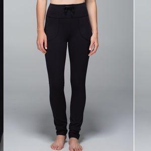 Lululemon Skinny Will Pant Black